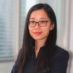 Ms. Anqi Qin (Senior Associate at Luther Law Offices Shanghai)